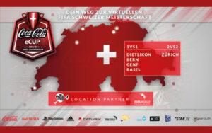 Artikel über den eCup der Presse in der Schweiz