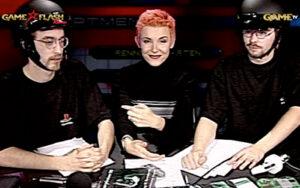 Drei Game TV Moderatoren