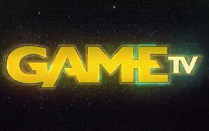 Game TV Logo schwarz