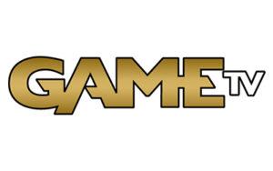 Game TV Logo weiss