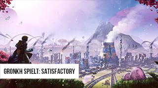 Game TV Schweiz - SATISFACTORY ⚙️ 001: Natur ist was für den Ofen! (feat. PhunkRoyal)