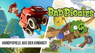 Game TV Schweiz - Ich spiele schon wieder Handy Spiele aus eurer Kindheit!