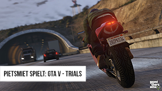 Game TV Schweiz - TRIALS & (fast) tote Krebse in der GTA Challenge
