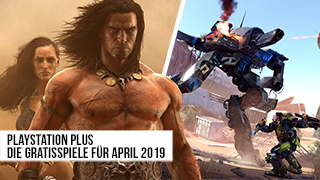Game TV Schweiz - PlayStation Plus April 2019 | Die Gratisspiele für April