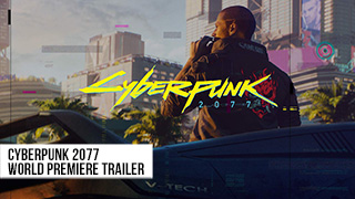 Game TV Schweiz - Cyberpunk 2077 - Official World Premiere Trailer | E3 2018
