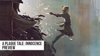 Game TV Schweiz - A Plague Tale: Innocence | PREVIEW | Emotionales Story-Adventure aus Frankreich