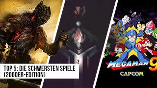 Game TV Schweiz - Top 5: Die schwersten Spiele (2000er-Edition)