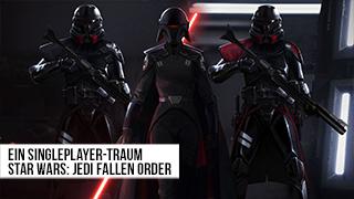 Game TV Schweiz - Ein Singleplayer-Traum - Star Wars: Jedi Fallen Order