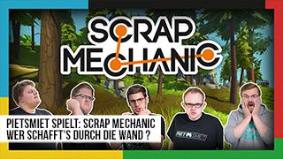 Game TV Schweiz - WER SCHAFFT'S durch die Wand ?