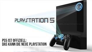 Game TV Schweiz - PS5 ist offiziell: Das kann die neue PlayStation