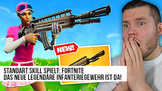 Game TV Schweiz - das *NEUE* LEGENDÄRE INFANTERIEGEWEHR IST DA!