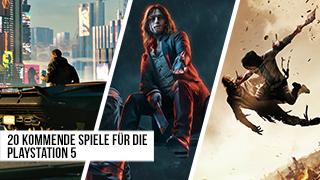 Game TV Schweiz - 20 kommende Spiele für die PlayStation 5