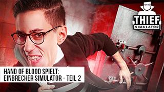 Game TV Schweiz - Panzerknacker Hänno! | Einbrecher Simulator