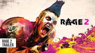 Game TV Schweiz - RAGE 2: Was ist RAGE 2 – Offizieller Trailer
