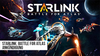 Game TV Schweiz - STARLINK: BATTLE FOR ATLAS - CRIMSON MOON Ankündigung | Ubisoft [DE]