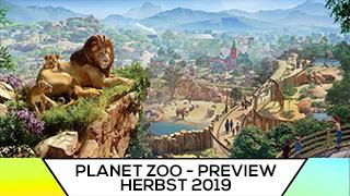 Game TV Schweiz - Die schönsten Tierparks baut ihr bald in Planet Zoo
