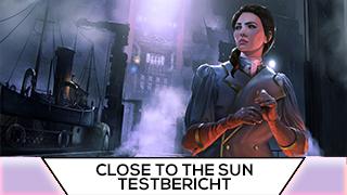 Game TV Schweiz - Sieht aus wie Bioshock, ist aber ganz anders - Close to the Sun im Test