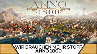 Game TV Schweiz - Anno 1800 - 1 - Endlich die Vollversion! [ Anno 1800 Deutsch Gameplay | Let's Play ]