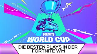 Game TV Schweiz - Die BESTEN PLAYS in der FORTNITE WM! Mit AviveHD