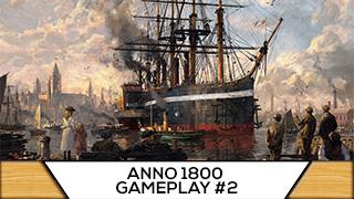 Game TV Schweiz - Anno 1800 - 2 - DIE Lösung für Geldprobleme [ Anno 1800 Deutsch Gameplay | Let's Play ]