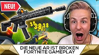 Game TV Schweiz - Die NEUE AR ist KOMPLETT BROKEN OP in Fortnite!