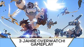 Game TV Schweiz - 3 Jahre Overwatch! | OVERWATCH