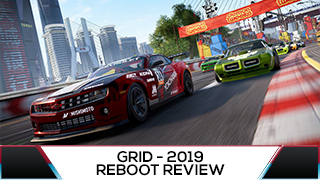 Game TV Schweiz - Grid | PREVIEW | Codemasters' Rennspiel-Reboot