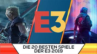 Game TV Schweiz - Die 20 wichtigsten Spiele-Blockbuster der E3 2019