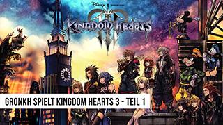 Game TV Schweiz - ANGESPIELT 🕹️ KINGDOM HEARTS 3 [1/3] - Herz über Kopf // Theben