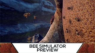 Game TV Schweiz - Bee Simulator | PREVIEW | Von Blümchen und Bienchen
