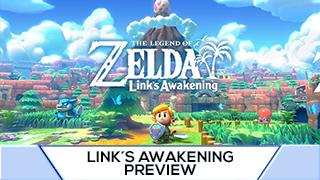 Game TV Schweiz - The Legend of Zelda: Link's Awakening | PREVIEW | Wunderschöne Rückkehr nach Cocolint