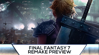 Game TV Schweiz - Was ändert Final Fantasy 7 im Remake?