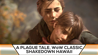 Game TV Schweiz - A Plague Tale, World of Warcraft Classic, Shakedown Hawaii | Game Two #115