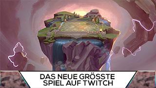 Game TV Schweiz - Das neue größte Spiel auf Twitch - News