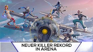 Game TV Schweiz - TRYMACS und REWIS neuer KILLREKORD in Arena!
