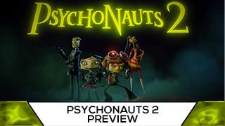 Game TV Schweiz - Psychonauts 2 | PREVIEW | Vorschau zum Abenteuer mit Hirn