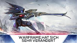 Game TV Schweiz - Warframe hat sich wirklich sehr verändert