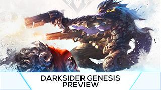 Game TV Schweiz - Darksiders Genesis | PREVIEW | Mit Krieg und Zwietracht auf Schnetzel-Tour