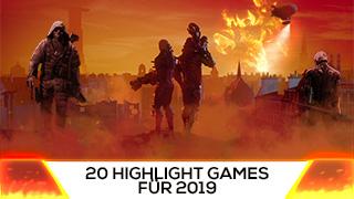 Game TV Schweiz - Diese 20 Spiele-Highlights könnt ihr noch 2019 zocken