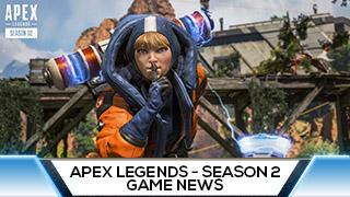 Game TV Schweiz - Apex Legends: Jetzt kostenlos neue Inhalte in Season 2 - News
