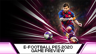 Game TV Schweiz - eFootball PES 2020 | PREVIEW | Der Konami-Kicker in der Gameplay-Vorschau