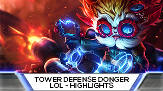 Game TV Schweiz - TOWER DEFENSE HEIMERDINGER | Best Of Noway4u Twitch Highlights LoL