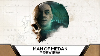 Game TV Schweiz - The Dark Pictures: Man of Medan | PREVIEW | Vorschau zum Koop-Grusler