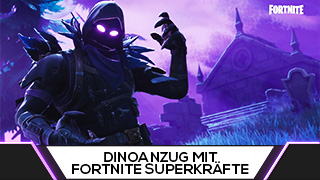 Game TV Schweiz - Dieser DINOANZUG hat mir in FORTNITE SUPERKRÄFTE verliehen! KILLREKORD mit Mexify
