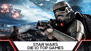 Game TV Schweiz - Das sind die besten Star-Wars-Spiele
