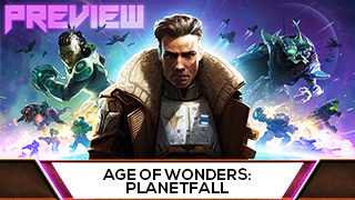 Game TV Schweiz - Age of Wonders: Planetfall | PREVIEW | Sci-Fi-Strategie für Profis
