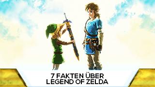 Game TV Schweiz - 7 Kuriositäten, die ihr nicht über Legend of Zelda wusstet
