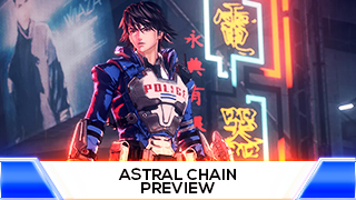 Game TV Schweiz - Astral Chain | PREVIEW | Nintendo-exklusive Action