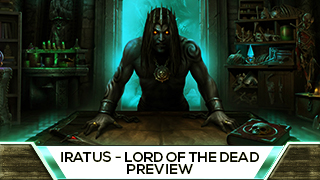 Game TV Schweiz - Iratus - Lord of the Dead | PREVIEW | Vorschau zum Roguelike-RPG