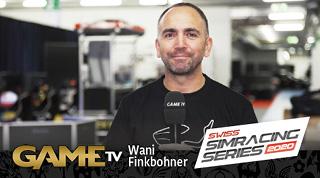 Game TV Schweiz - Wani Finkbohner | CEO | SWISS SIMRACING SERIES 2020